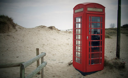 Telefonen är död! Länge leve telefonen!
